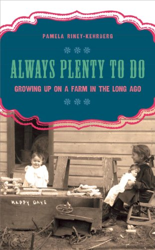 9780896726925: Always Plenty to Do: Growing Up on a Farm in the Long Ago (Windword Books for Young Readers)