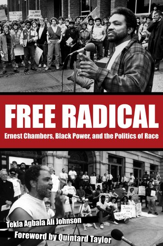 9780896727298: Free Radical: Ernest Chambers, Black Power, and the Politics of Race (Plains Histories)