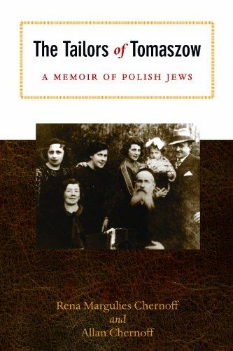 9780896728769: The Tailors of Tomaszow: A Memoir of Polish Jews (Modern Jewish History)