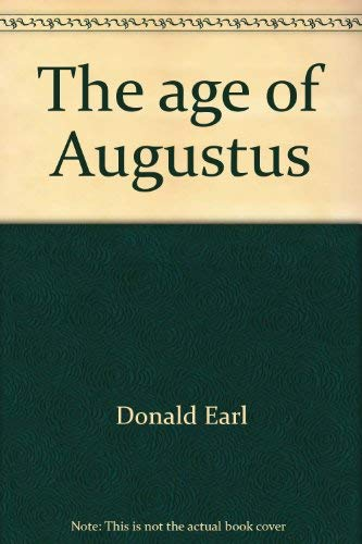 9780896730441: The age of Augustus