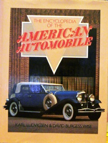 The Encyclopedia of the American Automobile 05348: Karl Ludvigsen; David