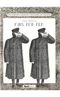9780896762046: Furs for Men (The Twentieth Century-Histories of Fashion Series)