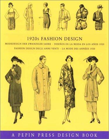 9780896762329: 1920s Fashion Design