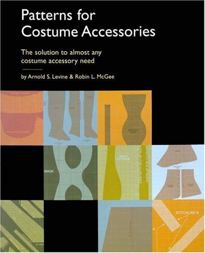 9780896762411: Patterns for Costume Accessories