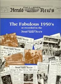 9780896770201: The Fabulous 1950's as Recorded in the Fall River Herald News