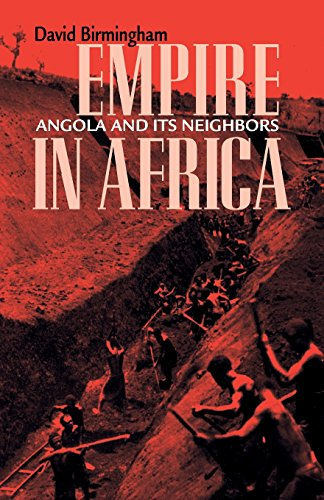 9780896802483: Empire in Africa: Angola and Its Neighbors (Ohio RIS Africa Series)