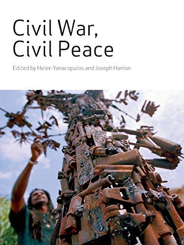 9780896802490: Civil War, Civil Peace (Ohio RIS Global Series)