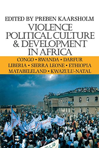 9780896802513: Violence, Political Culture & Development in Africa (Ohio RIS Global Series)