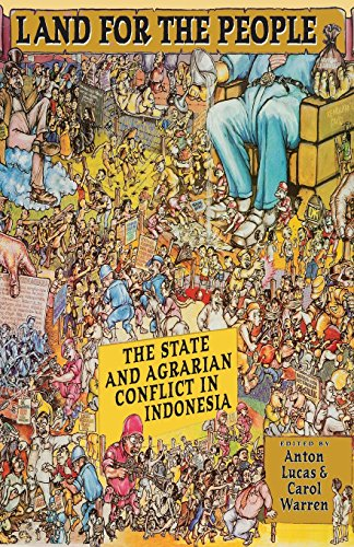 9780896802872: Land for the People: The State and Agrarian Conflict in Indonesia (Ohio RIS Southeast Asia Series)