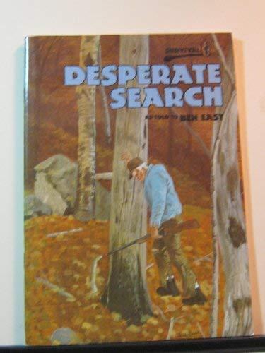 Desperate Search: Jerolyn Nentl; Ben