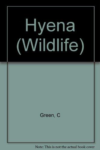 9780896863842: The Hyena (Wildlife Series)