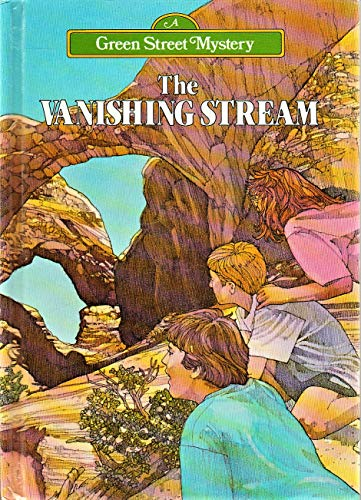 9780896864252: The Vanishing Stream (Green Street Mystery)
