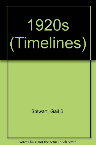 9780896864733: 1920s (Timelines)