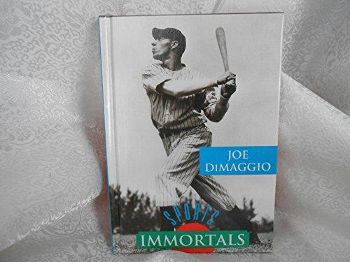 Joe Dimaggio (Sports Immortals): Sanford, William R.,