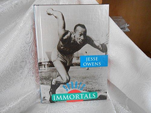 Jesse Owens (Sports Immortals): Sanford, William R., Green, Carl R.