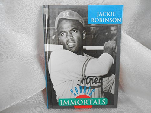 9780896867437: Jackie Robinson (Sports Immortals)