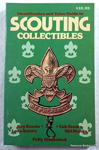 9780896890282: Identification and Value Guide to Scouting Collectables