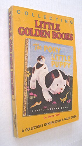 9780896890718: Collecting Little Golden Books: A Collectors Identification and Value Guide
