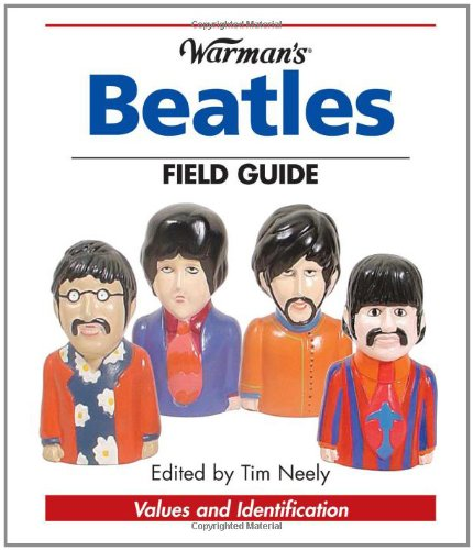 9780896891395: Warman's Beatles Field Guide: Values And Identification