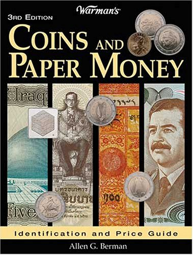 9780896891449: Warman's Coins & Paper Money: Identification and Price Guide