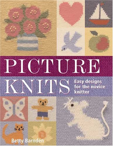 9780896891531: Picture Knits: Easy Designs for the Novice Knitter