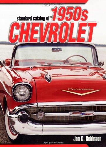 9780896891777: Standard Catalog of 1950s Chevrolet