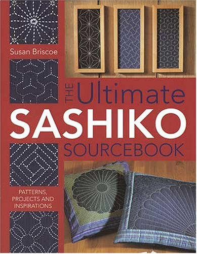 9780896891869: The Ultimate Sashiko Sourcebook