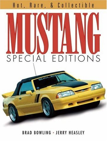 9780896892347: Mustang Special Editions