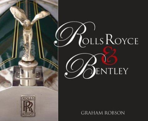 9780896892385: Rolls Royce & Bentley