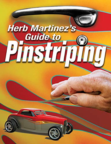9780896892446: Herb Martinez's Guide to Pinstriping