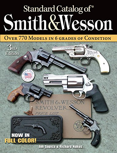9780896892934: Standard Catalog of Smith & Wesson