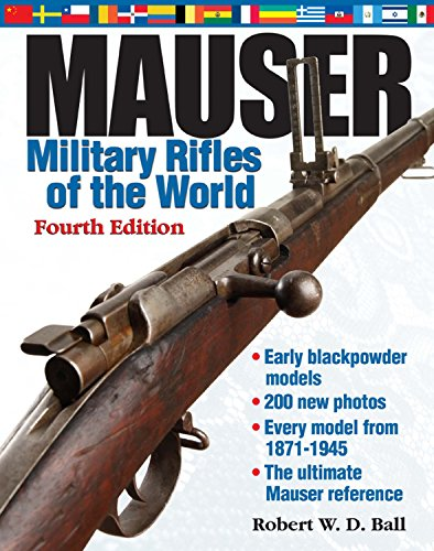 9780896892965: Mauser Military Rifles of the World