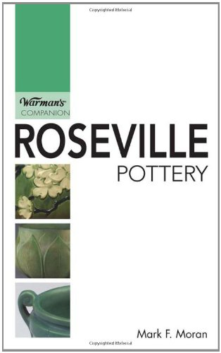 9780896893054: Roseville Pottery: Warman's Companion (Warman's Companion: Roseville Pottery)