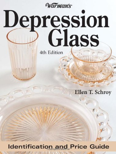 9780896893603: Warmans Depression Glass: Identification And Price Guide (4th Edition)