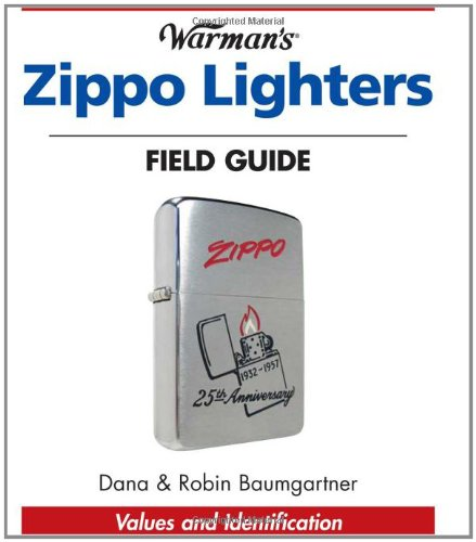 9780896893627: Warmans Zippo Lighters Field Guide: Values And Identification