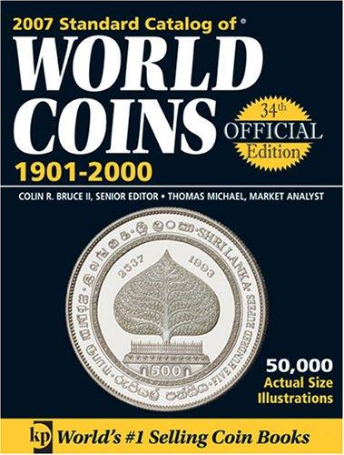 2007 Standard Catalog of World Coins, 1901-2000: Bruce Ii, Colin
