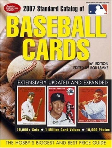 Standard Catalog of Baseball Cards 2007: The