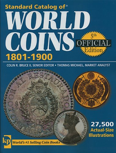 9780896893733: Standard Catalog of World Coins, 1801-1900