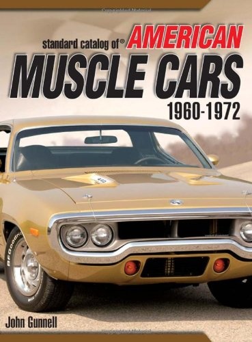 9780896894334: Standard Catalog of American Muscle Cars 1960-1972