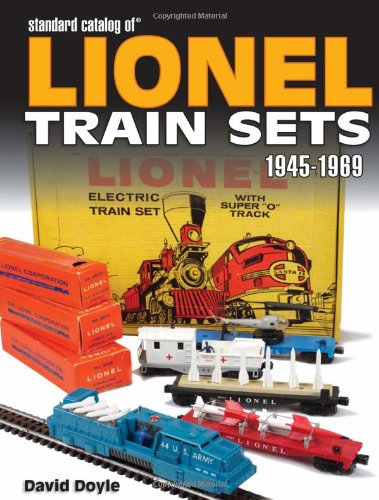 9780896894440: Standard Catalog of Lionel Train Sets 1945-1969