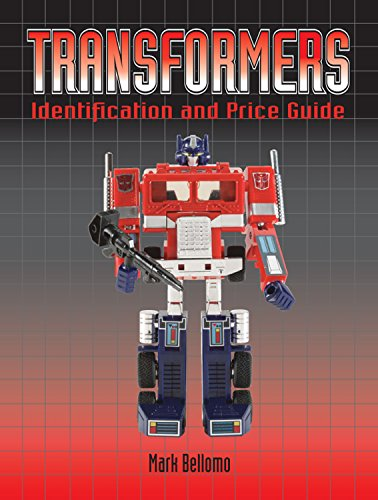 9780896894457: Transformers: Identification and Price Guide