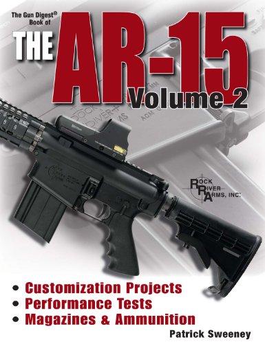 9780896894747: The Gun Digest Book of the A.R.-15, Volume 2