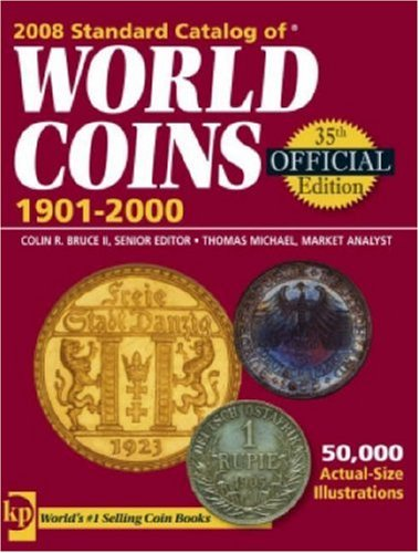 9780896895003: 2008 Standard Catalog of World Coins 1901-2000