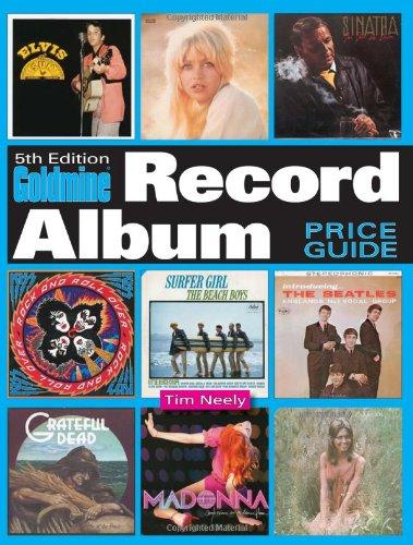 9780896895324: Goldmine Record Album Price Guide, 5th Edition