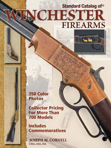 9780896895355: Standard Catalog of Winchester Firearms