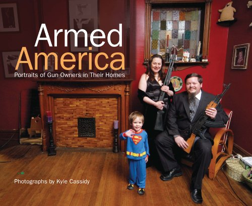 ARMED AMERICA: PORTRAITS OF GUN OWNERS IN THEIR HOMES.: Cassidy (Kyle).