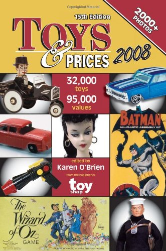 9780896895454: Toys & Prices 2008