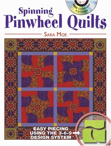 9780896895591: Spinning Pinwheel Quilts