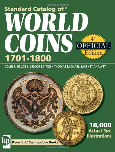 9780896895614: Standard Catalog of World Coins 1701-1800 (Standard Catalog of World Coins Eighteenth Century, 1701-1800)