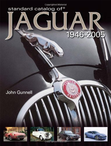 Standard Catalog of Jaguar (9780896895959) by John Gunnell